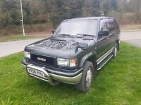 1992 Isuzu trooper lwb 3.1 turbo diesel lotus special edition