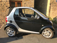 Smart Fortwo 0.6 City Passion Cabriolet 2dr