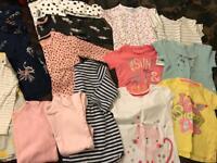 Girls clothing bundle 18-24 months