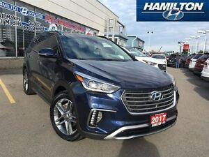 2017 Hyundai Santa Fe XL | ULTIMATE | 6 PASS | LEATHER | NAV | P