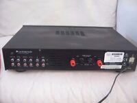 Super Cambridge Audio A1 Mk 3 2x30W amplifier – all-time classic