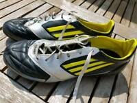 Football boot different size
