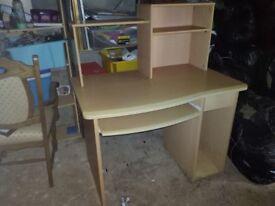 For sale computer desk.