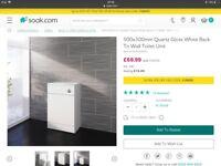 New toilet unit (boxed)