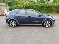 2007 Honda Civic 2.2 i-CTDi EX 5dr Manual @07445775115 2+Owner++History+Xenon+Lights