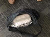 Theft resistant camera bag
