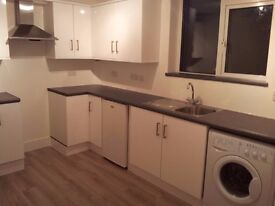 1 bed partly furnished flat. (Please ready description)