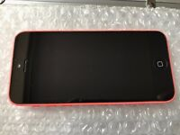 Apple iPhone 5C 16GB Pink Factory Unlocked Average Condition