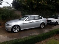 *BMW 3 series 2.5ltr silver* must see!!! And read description