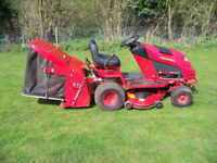 Countax C600HE Lawn Mower Tractor with Mulching Deck