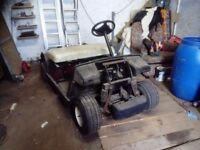 Yamaha Electric Golf Cart Buggy