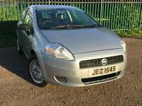 Fiat punto 2006 1.2 low miles year mot privte plate included £999