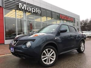 2012 Nissan Juke SV AWD-1.9% FINANCING AVAILABLE!! Alloys, A/C