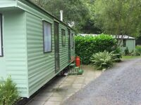 Caravan for sale Mid Wales, Absolute bargain, great value, great location.
