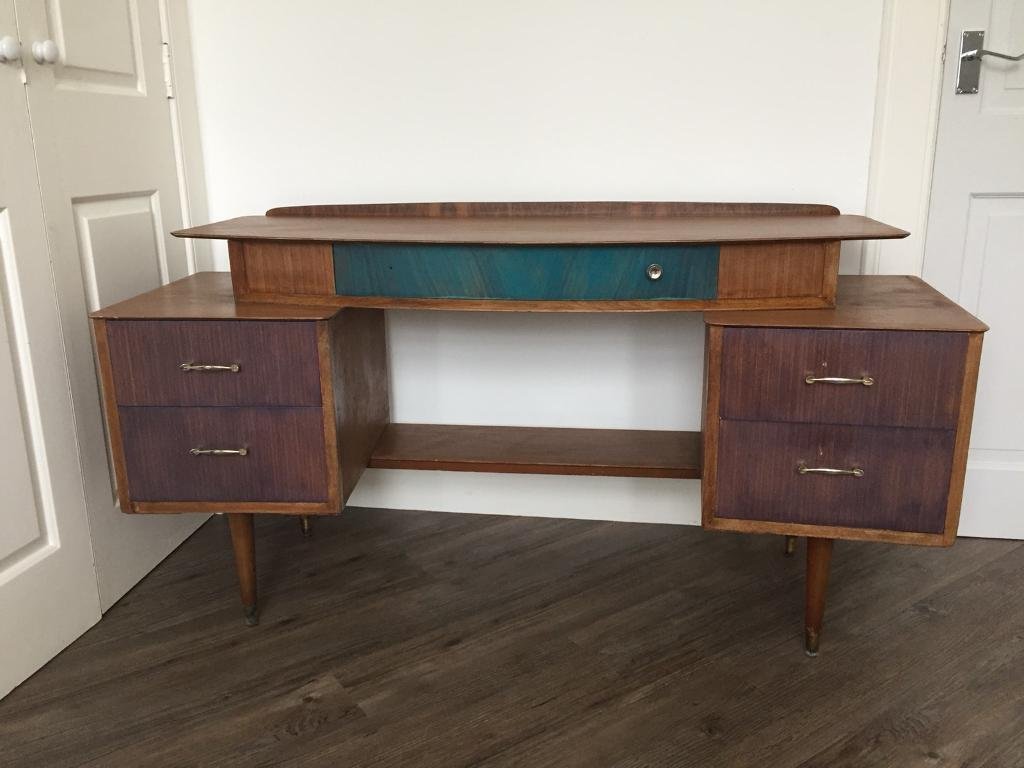 Mid century dressing table unit - available now!