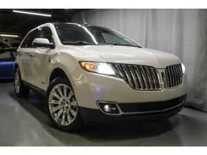 2011 Lincoln MKX GPS, BLUETOOTH, A/C, BAS KM