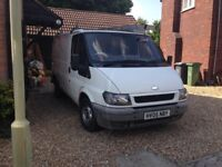 Ford Transit SWB Spares or repairs does run ok but will fail MOT June due to corrosion £300 ovno