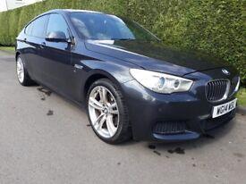 "BMW520d M Sport GT Auto, Pro Nav, 20"" Alloys, Reverse camera, Sunroof"