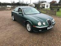 JAGUAR S TYPE 2.5 SE 2004 AUTOMATIC