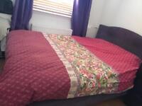 Amazing king size bed