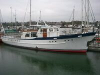 Voluntary Boat Restoration Project - Painters Required