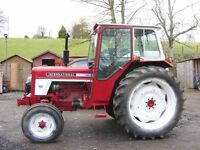 International 674 Tractor for sale