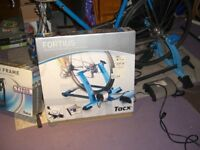 Tacx Fortius Virtual Reality Turbo Trainer with Tacx Trainer Software RRP £950