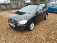 2006 Volkswagen Polo 1.2 S with Full service history