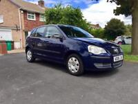 VW POLO 1.2 FACELIFT 5 DOOR LOW MILES FSH