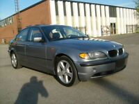 2005 BMW 325I FINANCING IS AVAILABLE, LEATHER,