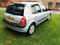 (52) Renault Clio 1.2 16v 5Dr Hatchback *Drives Excellent*