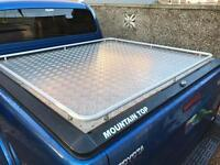 Toyota Hilux Mountain Top rear deck cover