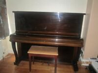 Piano - Challen and sons