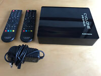Primus Cyclone Media Player 500GB Harddrive in Excellent Condition x 2 Remote Controls