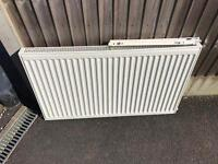Radiator, used good condition. Free to collector