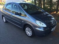 05 Citroen Xsara Picasso Desire 2HDI new MOT immaculate. Drives perfect