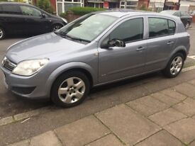 Vauxhall Astra Club 2008 Silver 1.6 Petrol- £995 ONO. Great Car, Smooth Runner.