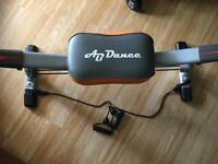 Ab dance exercise machine