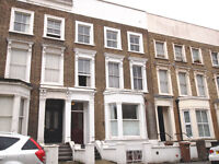 2 bed flat in Victorian Conversion overlooking London Fields