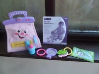 Fisher Price, My first purse.