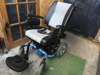 ELECTRIC Handicare Ibis Xp Power Chair Attendant Controlled,free local delivery