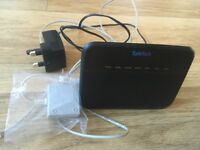 Router with accessories