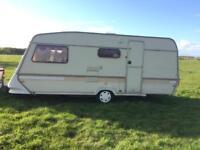 Abbey caravan