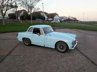 1971 MG Midget 1275 - Tax exempt and in Great order.