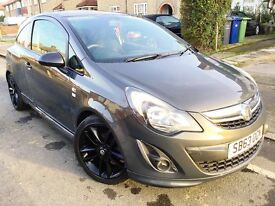 2013 VAUXHALL CORSA 1.2 LIMITED EDITION 3DR,41000 MILES,NEW MOT,GRAB A BARGAIN.