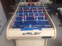Riley table football