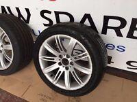 Bmw E63 E64 6 SERIES Front Alloy Wheel breaking 1 3 5 6 7 series