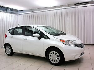 2016 Nissan Versa INCREDIBLE DEAL!! NOTE 1.6SV 5DR HATCH w/ BLUE