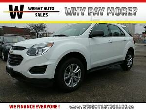 2017 Chevrolet Equinox LS| AWD| BLUETOOTH| CRUISE CONTROL| 29,42