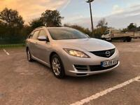 MAZDA 6 TS 1 PREVIOUS OWNER 84,350 MILES